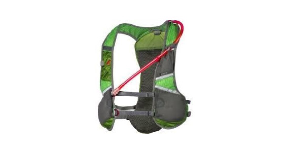 UltrAspire Alpha Steep Green